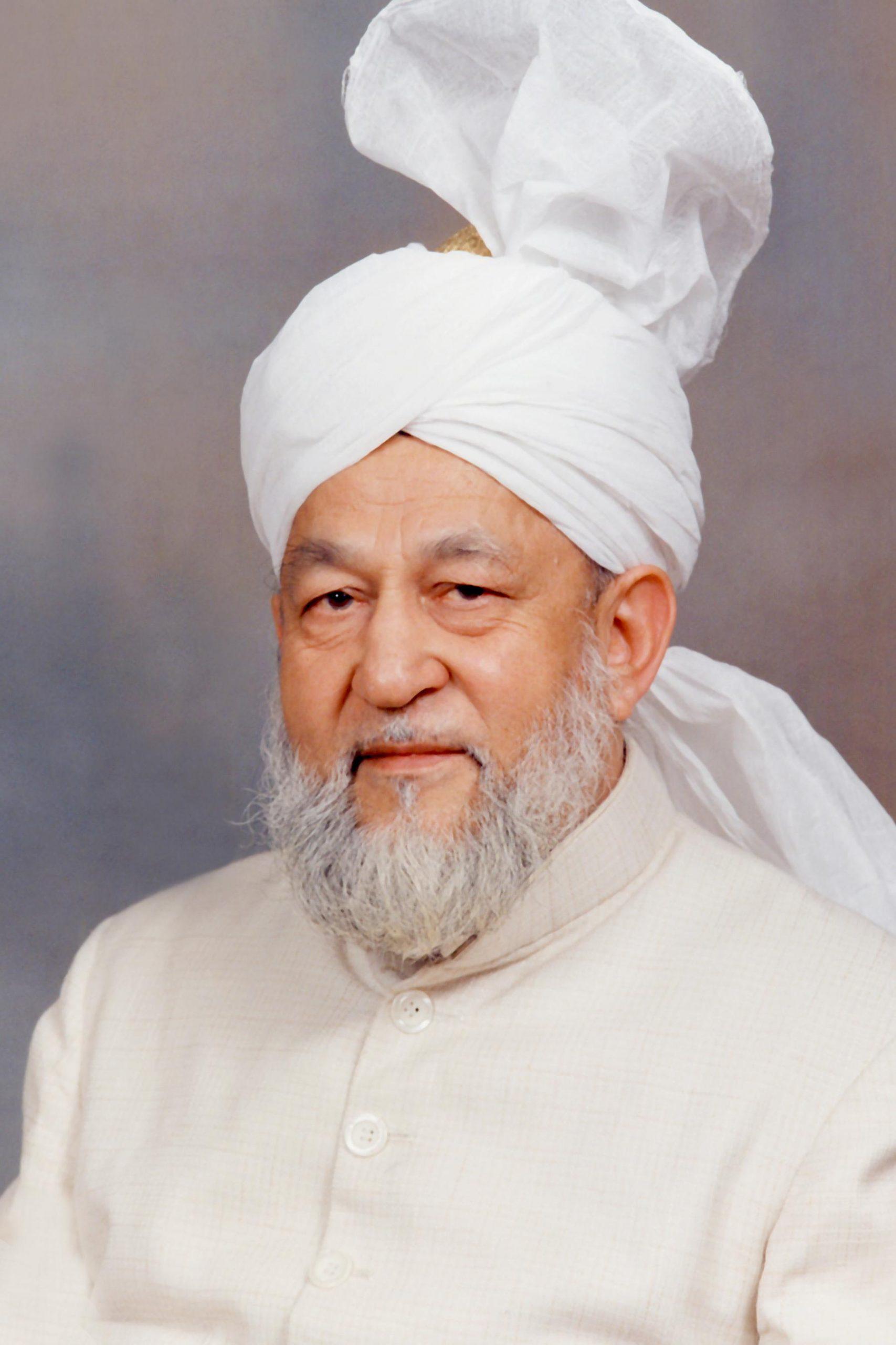 حضرت مرزا طاہر احمد صاحب رحمہ اللہ تعالیٰ
